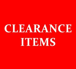 clearance rattan